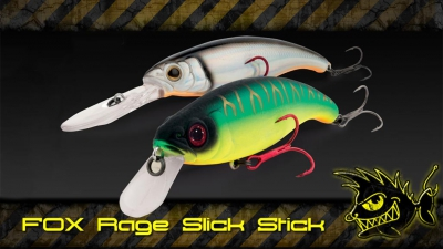 FOX Rage Slick Stick